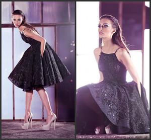 2021 Sexy Back Lace Applique Backless Beaded Quality Ginocchio Ginocchio Abiti da cocktail Breve