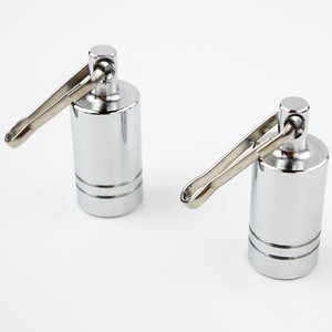 Wholesale Chrome Ball Weights Cock And Ball Stretching Accessoriess Parachute Ball Stretcher Pleasures Extreme CBT Play Sex Games