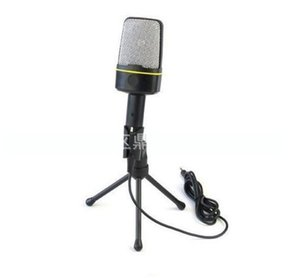 Sıcak Satış Bilgisayar Mikrofon Kablolu Ağ Standı Tutucu Mikrofon Mikrofon Siyah Renk Modeli ile SF920 2 m Hattı