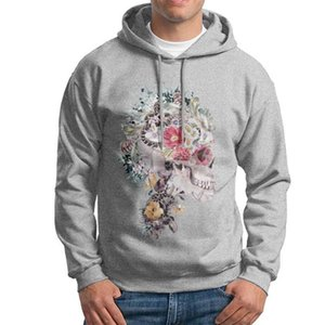 Free sport hoodie suits for men with Printed long sleeve and round collar Hoodies for men