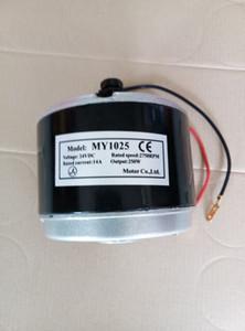 무료 배송 MY1025 24V250W DIY 전기 자전거 모터, 자전거 용 전기 모터, 스쿠터 용 전기 모터