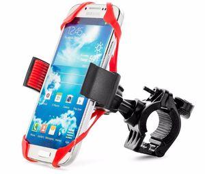 Universal Bike Phone Mount 360-Grad-Drehung Smart Phone Fahrradständer Halter für Samsung Galaxy s8 s7 Rand