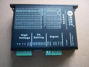 Envío gratis Nuevo Leadshine DM556 2-phase Digital Stepper Drive trabajo 36-60 VDC 2.1A a 5.6A para productos asociados Motor NEMA23 CNC piezas