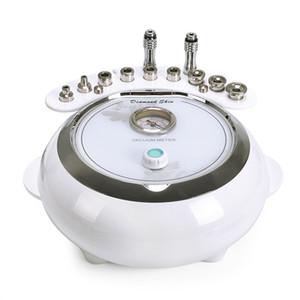 Venta caliente Diamante Peeling Machine Limpiador de Vacío Facial 3en 1 Dermabrasion Dispositivo Eléctrico Limpiador Herramienta
