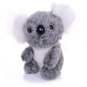Sevimli Koala Peluş Oyuncaklar Bebek 3 Boyutları Dolması Hayvanlar Koala Ayı Güzel Çocuklar Peluş Oyuncaklar Çocuklar Doğum Günü Noel Hediye