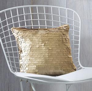 클래식 럭셔리 쿠션 커버 반짝이 골든 장식 조각 베개 케이스 장식 베개 커버 데코 장식 클럽 펍 커피 하우스 바