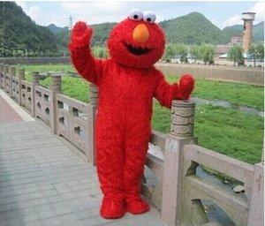 DEUX PCS !! Sésame Street Rouge Elmo Blue Cookie Monster Costume, Carnaval des animaux + Livraison gratuite