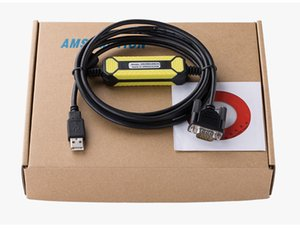Amsamotion USB-XW2Z-200S-VH Suitable USB Port Omron CQM1H CPM2C Series PLC Programming Cable