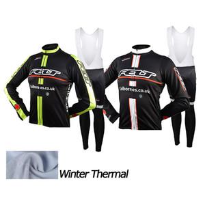 Maglia da ciclismo invernale termica in pile Manica lunga in feltro Abbigliamento da ciclismo MTBmen / Ropa Ciclismo Invierno Abbigliamento da ciclismo Maillot