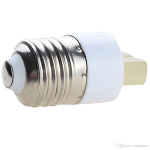 1 ADET E27 G9 taban Soket Adaptörü Dönüştürücü LED Işık Lamba Ampul Küçük E00367 OSTH Için