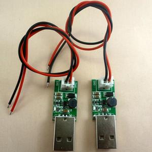 2pcs DC DC Converter 5V a 12V USB a xh2.54 Step Up Boost Module