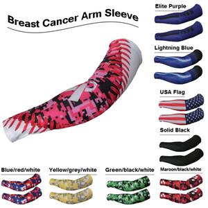 camo baseball lace pink Arm Sleeve
