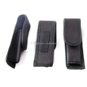 Flashlight Torch Holster Cover Bag Fits Torches Black C8 Pouch F00267 BARD