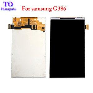 LCD Ekran Panel Monitör Modülü + Takip Numarası Samsung Galaxy Çekirdek 4G G386 G386F G386T