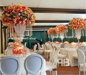 Moda Düğün Çiçekleri Arrangementa Yapay Çiçek centerpieces