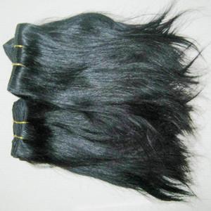 Perfect Lady Natural перуанские прямые волосы Remy обработанные 8шт / серия Самый лучший продавец African Quick Deal Beauty переплетений Большие скидки