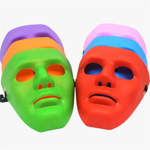 Moda Halloween Máscaras Do Partido Hip-Hop Rua Fresca Máscara de Dança de Alta Qualidade Jabbawockeez Máscara DHL / Fedex grátis
