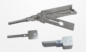 LISHI HU64 2-in-1 Auto Pick & Decoder for Mercedes 자물쇠 제조원 도구 선택 도구 무료 배송