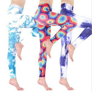 2017 Autumn Fashion Women's Ladies Galaxy Leggings Electric Printed Tights leggings pants for Women Spandes Lycra Christmas Promotion