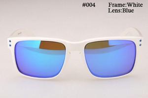 Com saco de moda Sunglasses Men Sports VR / 46 Oculos De Sol Sun Glasses 9102 Mulheres Óculos 58 Cores UV400