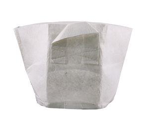 Blanc non-tissé en tissu Soft-Sided Hautement respirant grandir Pots Planteur Sac avec poignées à bas prix Grand Reboisement Plantation Ferme