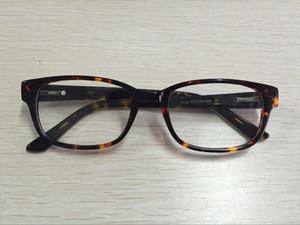 Hochwertige Vintage Brillengestell für Männer Frauen Acetat Square Prescription Optical Eyeglasses