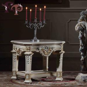 골동품 손으로 조각 된 나무 가구 -luxury royal home furniture