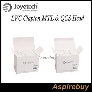 Joyetech CUBIS Pro استبدال لفائف LVC كلابتون 1.5ohm MTL رئيس