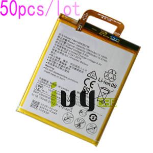 50pcs / lot originale 3550mAh HB416683ECW batteria di ricambio per Huawei Ascend Google Nexus 6P H1511 H1512 Batterie Batteria Batterie