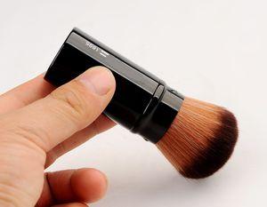 1895 Marca Blush Maquillaje Pinceles Maquillaje Herramienta Cosmética Telescópica Base Crema En Polvo Colorete Maquillaje Cepillos Kit Portátil