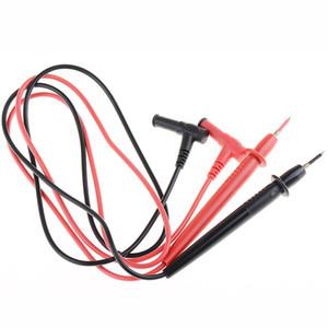 Une paire de cordons / sondes de test de remplacement pour de nombreux multimètres populaires B00255 de 4 mm