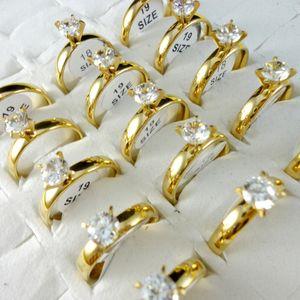 10 unids Dedo Cuadrado de Compromiso Anillos de Boda para Las Mujeres Vintage Anillo Bague Bijoux dames Femme Joyería de Moda LR355