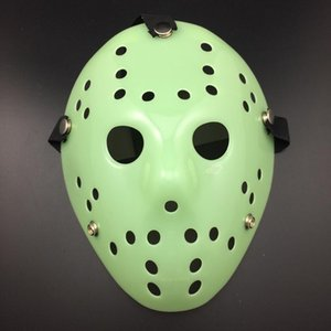 Archaistic Jason Mask Full Mask Masque Antique Killer Jason vs Vendredi Le 13ème Héritage Hockey Costume d'Halloween Masque Cosplay en stock