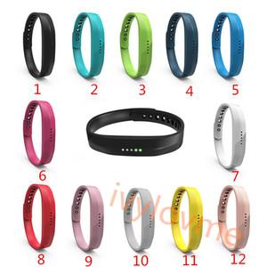 Correa de reloj ajustable Bandas de reloj de pulsera Reemplazo de pulsera para Fitbit Flex 2 Accesorios de reloj inteligente Usable