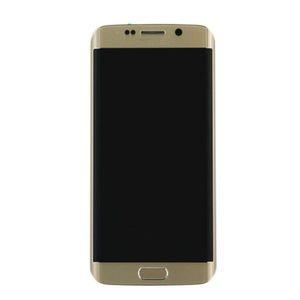 Nova oem lcd touch screen digitador com quadro de substituição para samsung galaxy s6 borda g925a g925a g925t g925p g925v g925