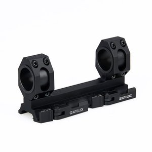New Arrival Double Ring Scope Mount Material 6063 Aluminum Diameter : 25.4mm(30mm) for Hunting Scope CL24-0134