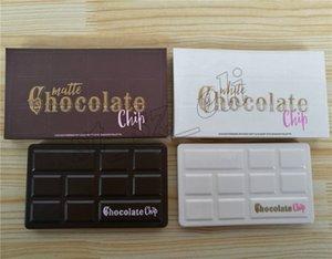 Chocolate Chip trucco gamma di colori dell'ombra di occhio della gamma di colori del cioccolato