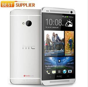 """2016 البيع المباشر الأصلي مقفلة HTC ONE M8 5.0 """"الهاتف رباعية النواة 2GB RAM 16GB / 32GB ROM 4G بلوتوث WIFI NFC الروبوت موبايل"""