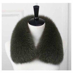 Erkekler Orijinal Fox Kürk Yaka Ceket için 100% Doğal Fox Kürk Yaka Büyük Kürk Hood Trim Ms. MinShu