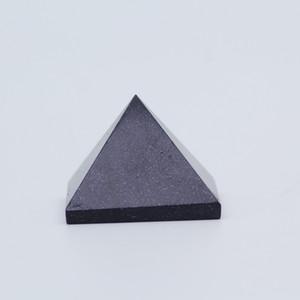 Оптовая HJT 30 г природный самородок песок Кристалл пирамида нунатак рейки исцеление goldstone кристалл кварца пирамида украшения Pallisandro Классико