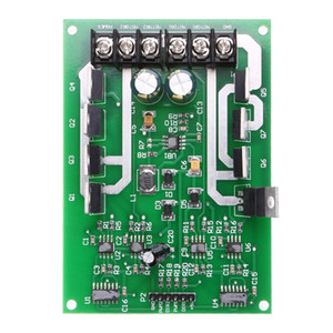Freeshipping 이중 모터 드라이버 모듈 보드 H 브리지 DC MOSFET IRF3205 3-36V 15A Peak30A 모터 전력 및 배터리 수명