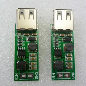 2pcs 1-6V на 5V увеличить Buck DC-DC Step Up Down конвертер USB источник питания для 18650 панели солнечных батарей