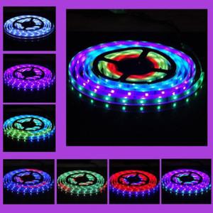 5M 5050 RGB 150LED 6803IC IP67 Impermeabile Magic Dream LED Strip light a LED 12V