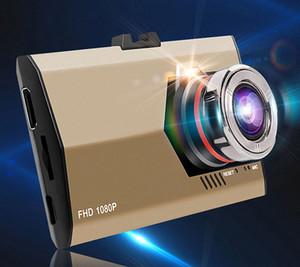 Barato Mini Dashcam Carro Dvr Filmadora Full Hd Traço Câmeras Gravador G-sensor Dvrs Estacionamento Vídeo 1080 p Carro Caixa Preta Boa Qualidade Quente Venda DHL