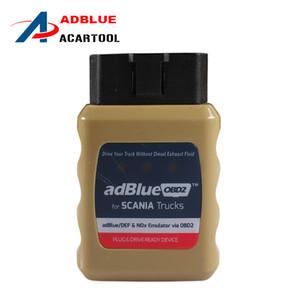 2018 AdblueOBD2 para caminhões SCANIA AdblueOBD2 para SCANIA adBlue / DEF e NOx Emulator via OBD2 Plug and Drive Ready Device
