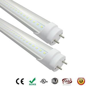 4FT 5Ft 4000К (дневной свет Glow) свет LED трубки 5ft 25W 150см G13 SMD2835 120LEDs Светодиодные люминесцентные лампы T8 AC 85-265V холодный белый 6000К