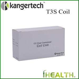 Kanger T3S 교체 코일 헤드 MT3S T3S 교체 가능 코일 헤드 1.5 1.8 2.2 2.5ohm 용 원래 코일 장치