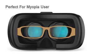 VR جبل رئيس البلاستيك الواقع الافتراضي نظارات 3D الكرتون VR BOX 2.0 نظارات 3D لعبة مع البعيد