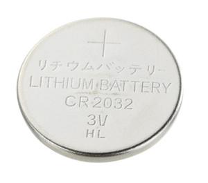 CR2032 بطارية ليثيوم المنغنيز ، 3 فولت ، سعة 230 مللي أمبير ، خلية زر