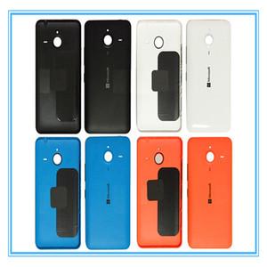 Nuevas piezas de repuesto caja de la contraportada de la puerta trasera de la batería para Nokia Lumia Microsoft 640 XL 640XL blanco colorido negro envío gratuito